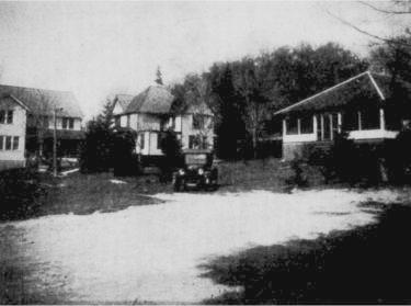 The Weld House circa 1922