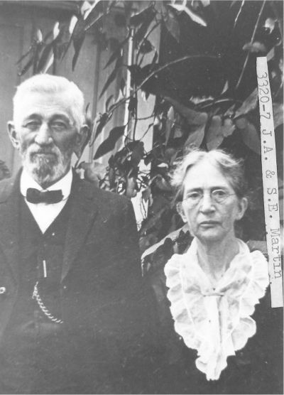 [3320-7] James Albert and Sarah E. Martin